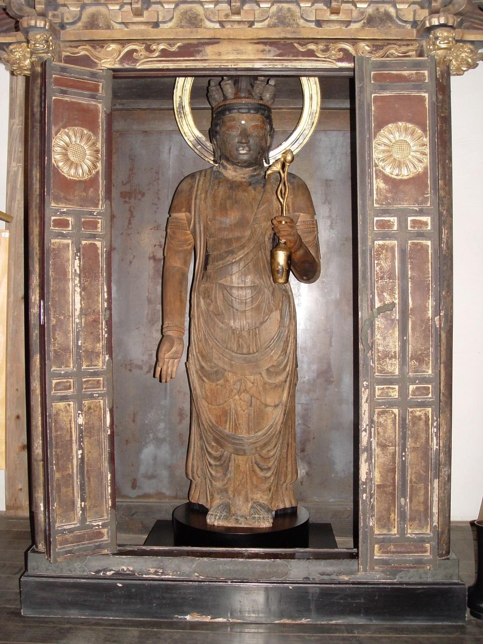 木造十一面観音菩薩立像