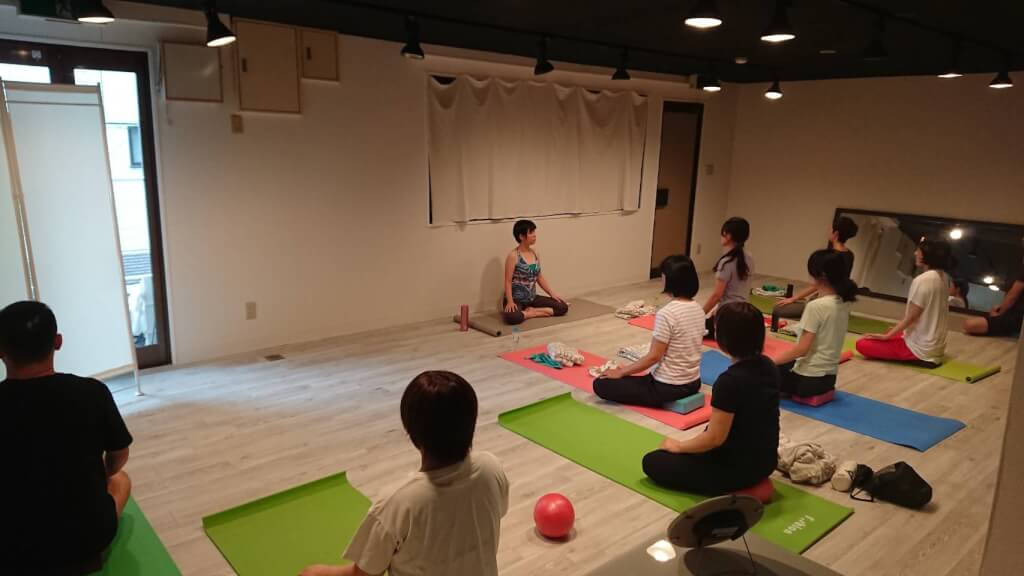 Yoga101Lesson&Yujの画像