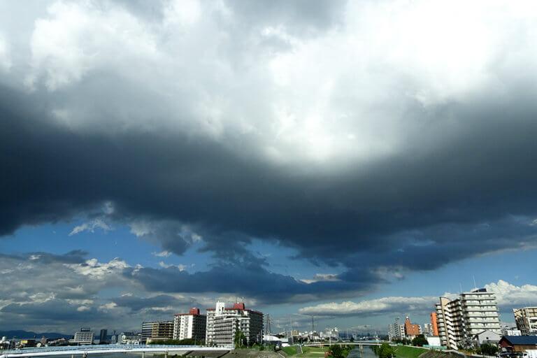 雲イメージ相川