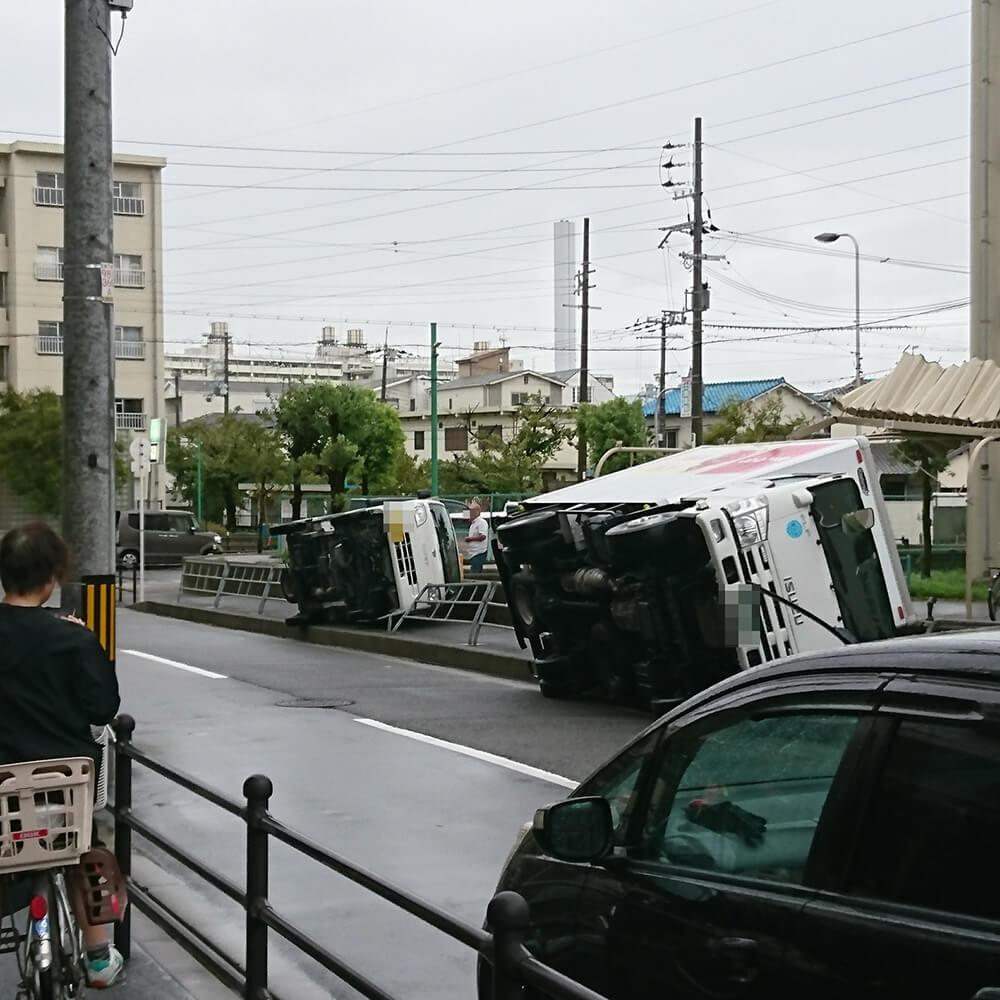 井高野駅前