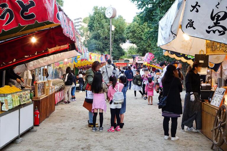 大隅神社秋祭り2017