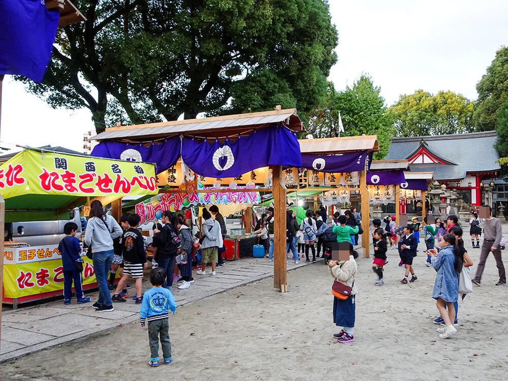 春日神社秋祭り2017