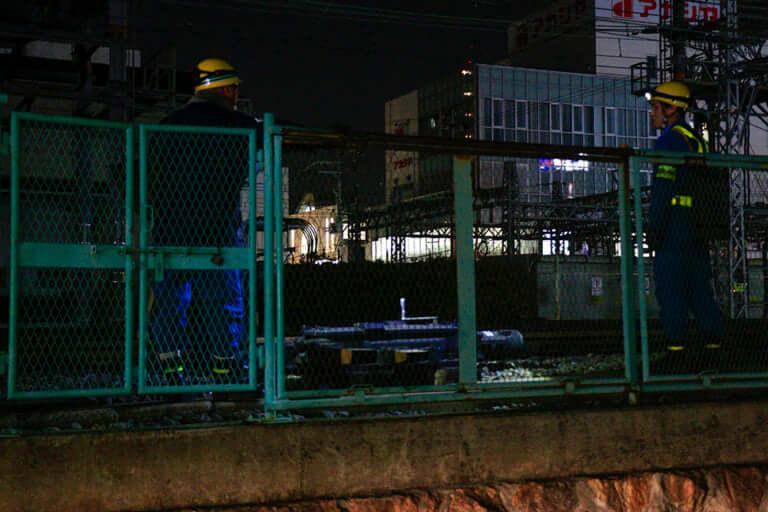 【東淀川区】淡路駅でポイント故障。本日8日夕方、阪急京都線・千里線が運転を運転を見合わせています。※運転再開しました。