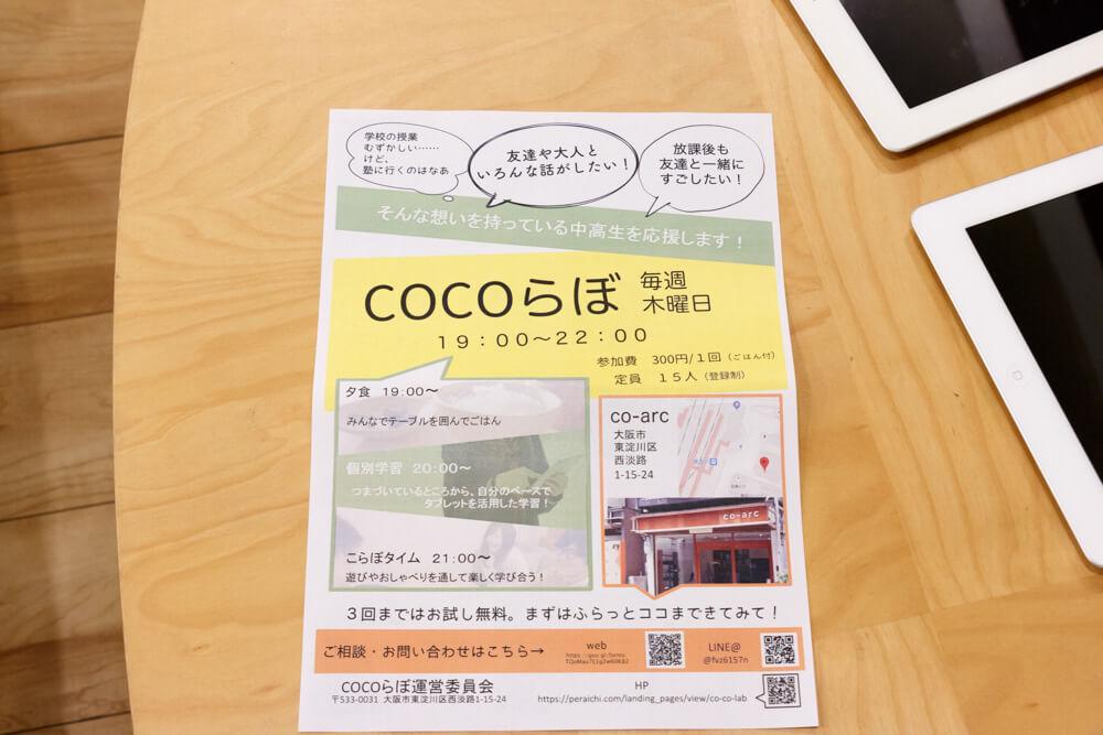 COCOらぼ