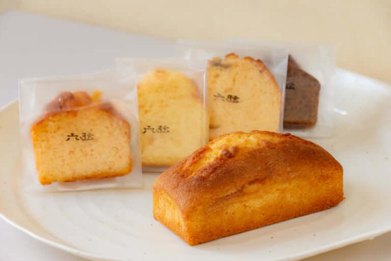 【東淀川区】ごま油のケーキも!?パウンドケーキの専門店「六弦」が上新庄にオープンしていました!