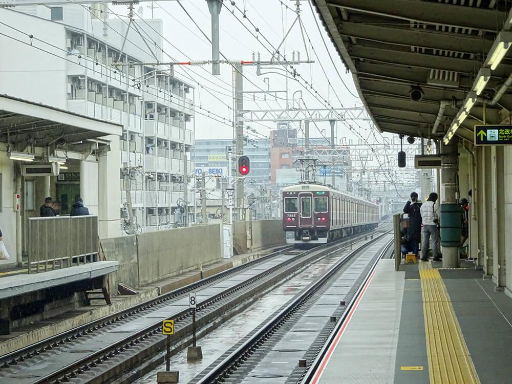 阪急鉄オタ