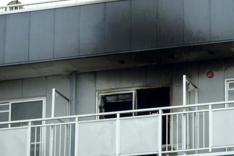 【東淀川区】本日(11日)未明、西淡路の集合住宅で火災が発生。男性1人が死亡しました。