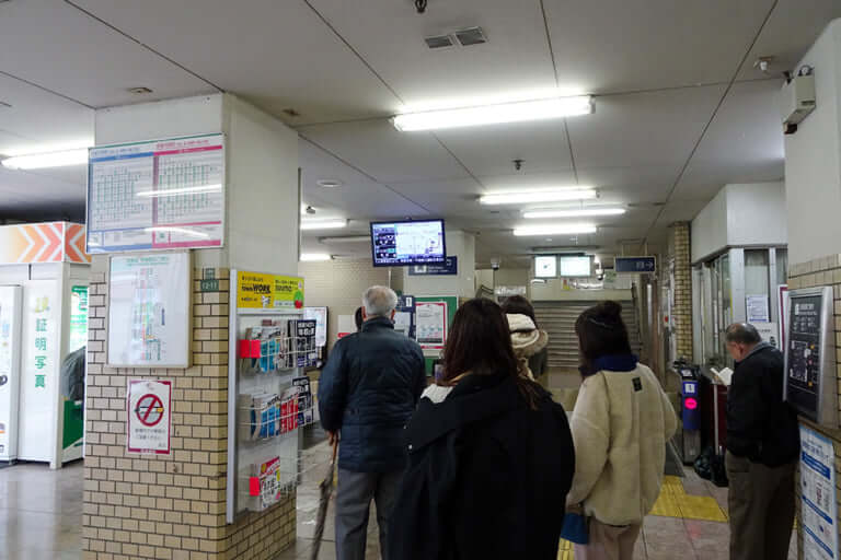 【東淀川区】本日28日阪急南茨木駅で人身事故が発生。阪急京都線・千里線が運転を見合わせています。※追記:運転再開しました