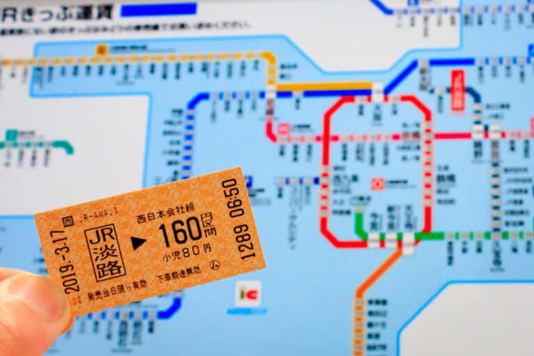 【東淀川区】JR淡路から東淀川の160円きっぷで2府5県が巡れちゃう15時間の旅!開業直後のおおさか東線を使って「大回り乗車」にチャレンジしました☆