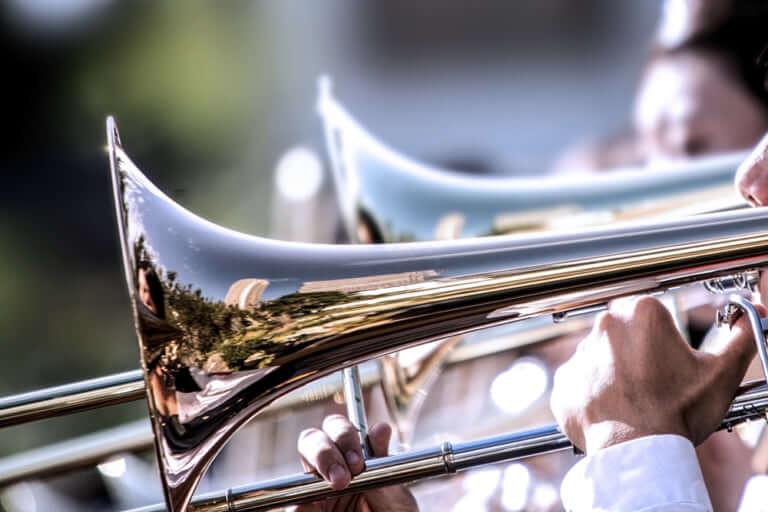 吹奏楽イメージ写真AC