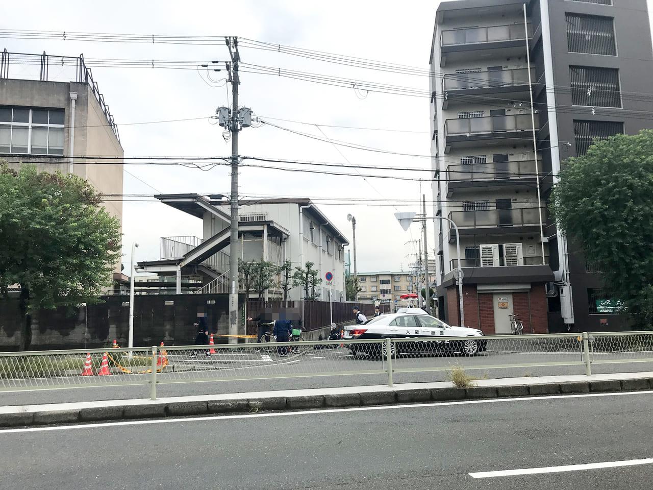 東淀中学タコ糸